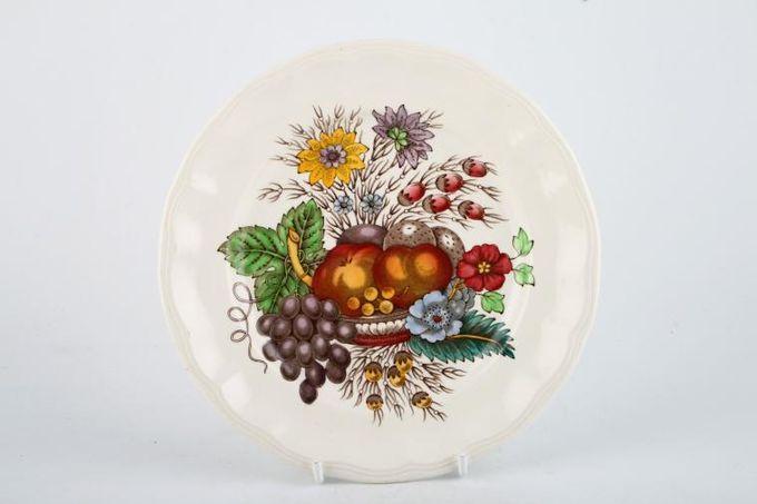 "Spode Reynolds - S2188 Breakfast / Salad / Luncheon Plate 8 1/2"""