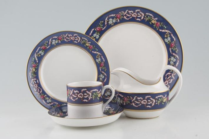 Spode Ribbons and Roses - Y8553