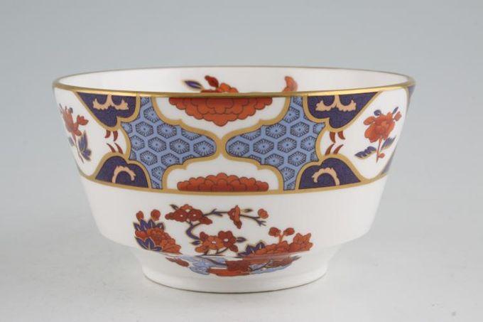 """Spode Shima Sugar Bowl - Open (Tea) 4 7/8"""""""