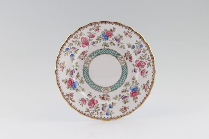 Spode Audley Gold Edge - Royal Jasmine