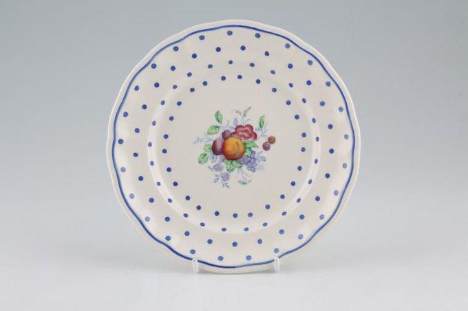 """Spode Polka Dot - Spode's Tea / Side / Bread & Butter Plate 6 3/4"""""""