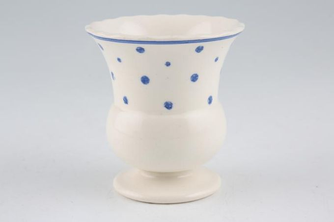 Spode Polka Dot - Spode's Egg Cup footed