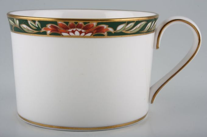 Spode Tamarind - Y8585 Teacup STRAIGHT SIDED 3 1/2 x 2 3/8""