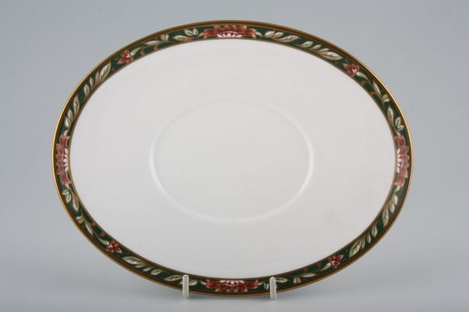 Spode Tamarind - Y8585 Sauce Boat Stand