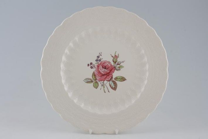 Spode Billingsley Rose Pink - New Backstamp