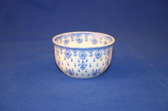 Spode Fleur de Lys - Blue