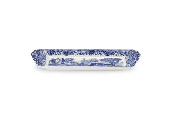 """Spode Blue Italian Tray (Giftware) Slim/ mint tray 9"""""""