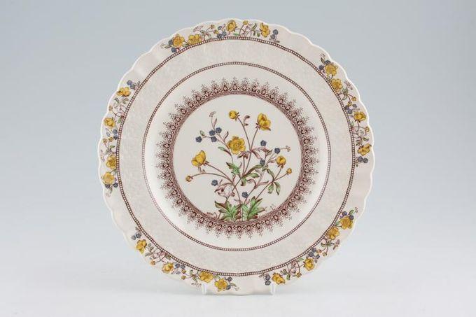 "Spode Buttercup - 7873 Breakfast / Salad / Luncheon Plate 8 7/8"""