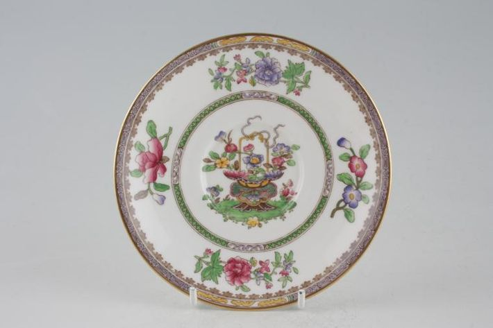 Spode Old Bow - Gold Edge
