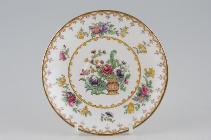Spode Peplow - Gold Edge