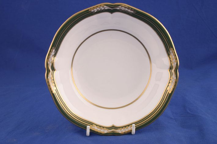 Spode Chancellor - Leather Green - Y8441
