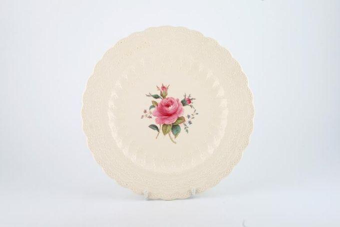 """Spode Billingsley Rose Pink - Old Backstamp Starter / Salad / Dessert Plate 7 7/8"""""""