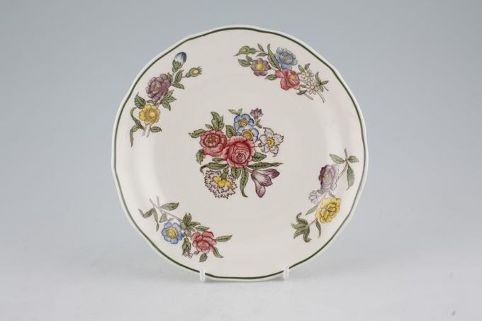 Spode Spring Time - Y1573 Breakfast / Salad / Luncheon Plate 8 3/4""