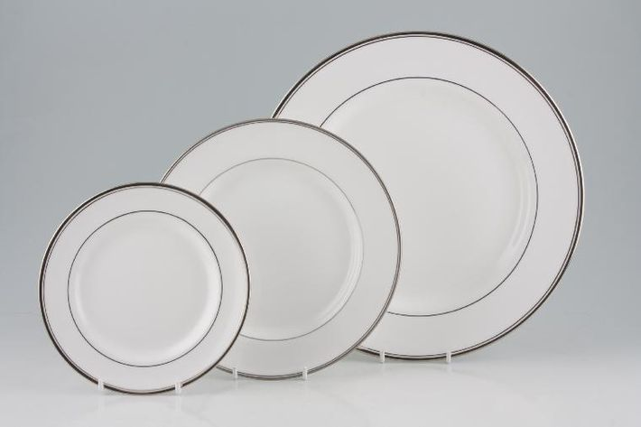 Spode Eternity Platinum