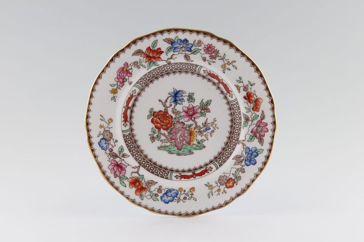 Spode Chinese Rose - Gold Edge