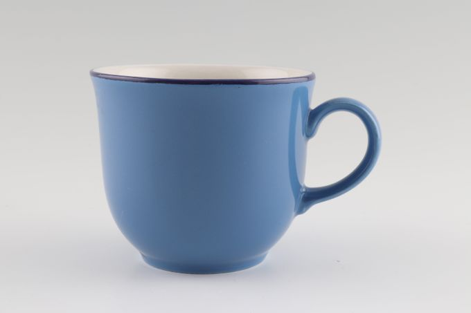 "Staffordshire Avanti - Blue Teacup 3 3/8 x 3"""