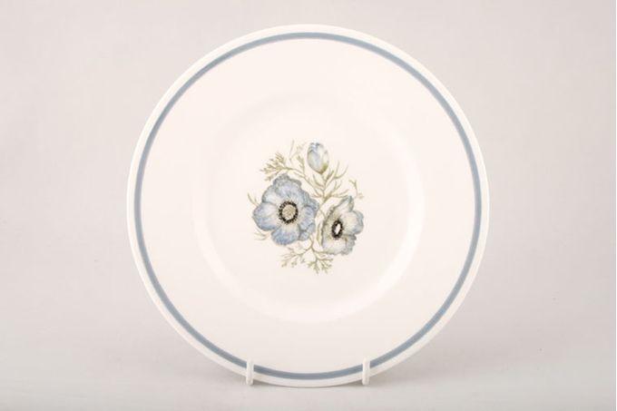 """Susie Cooper Glen Mist - Signed In Blue Starter / Salad / Dessert Plate 8 1/2"""""""