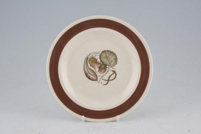 "Susie Cooper Hazelwood Tea / Side / Bread & Butter Plate 6 5/8"""