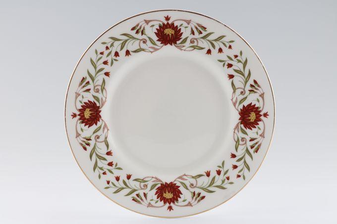 """Susie Cooper Mariposa Starter / Salad / Dessert Plate 8 1/2"""""""