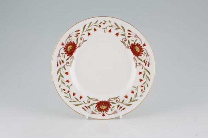 "Susie Cooper Mariposa Tea / Side / Bread & Butter Plate 6 1/2"""