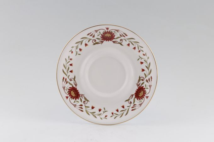 Susie Cooper Mariposa Soup Cup Saucer