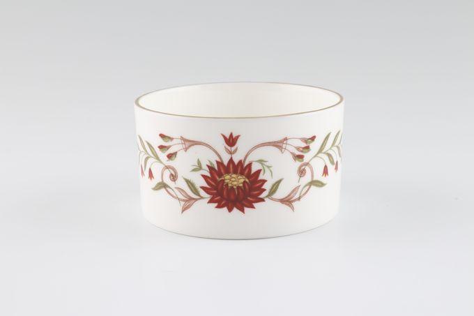 "Susie Cooper Mariposa Sugar Bowl - Open (Coffee) 3"""