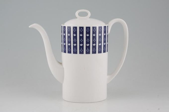Susie Cooper Mercury Coffee Pot 1 3/4pt