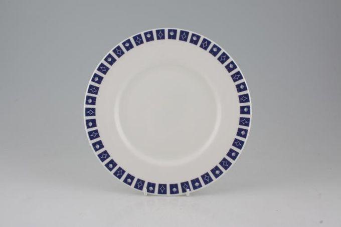 "Susie Cooper Mercury Starter / Salad / Dessert Plate 8 1/2"""