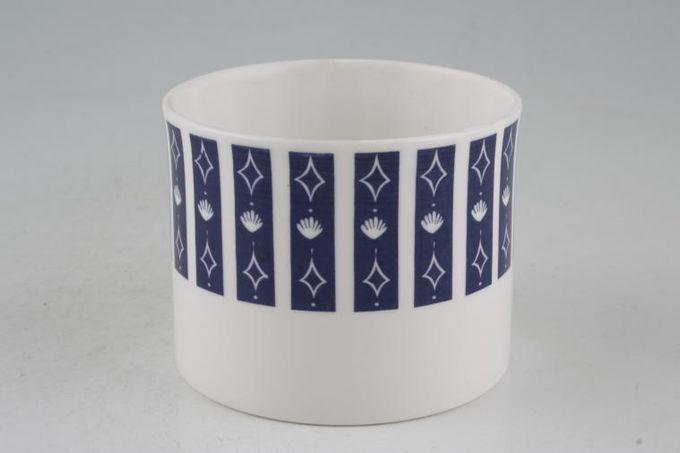 """Susie Cooper Mercury Sugar Bowl - Open (Tea) 3 1/4"""""""