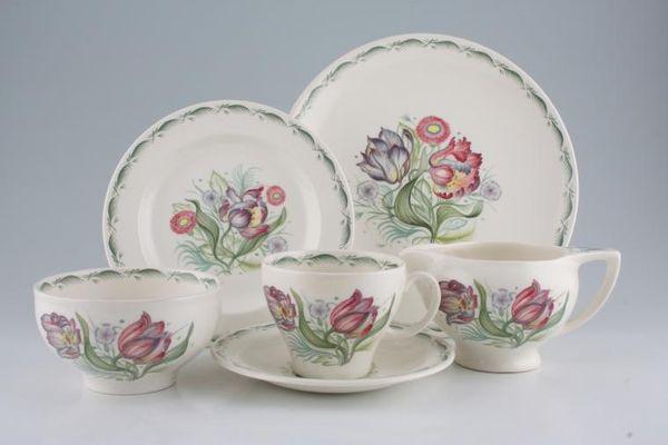 Susie Cooper Parrot Tulip - Earthenware