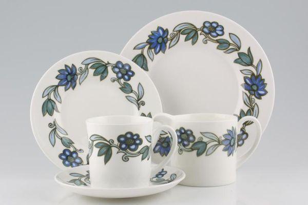 Susie Cooper Art Nouveau - Blue