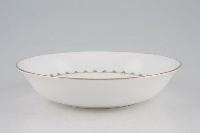"Susie Cooper Assyrian Motif - C1010 Fruit Saucer 5 1/2"""