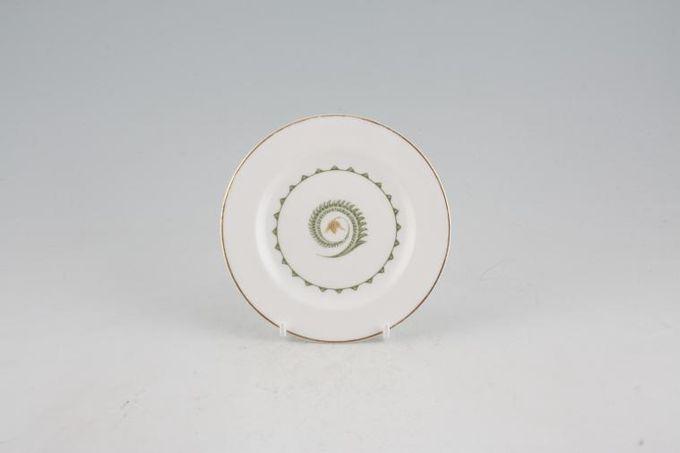 "Susie Cooper Assyrian Motif - C1010 Tea / Side / Bread & Butter Plate 5 1/8"""