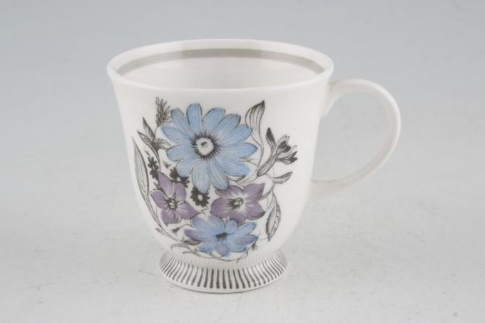Susie Cooper Rothesay Coffee Cup 2 1/2 x 2 1/2""