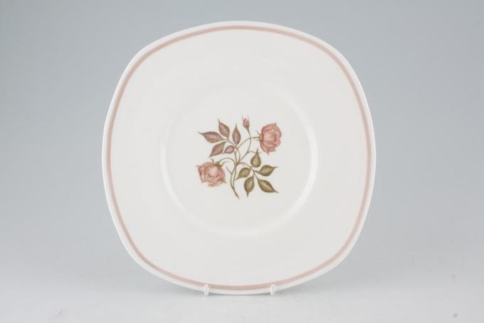 Susie Cooper Talisman - C1139 - Member Of Wedgwood Group Cake Plate Round 9""
