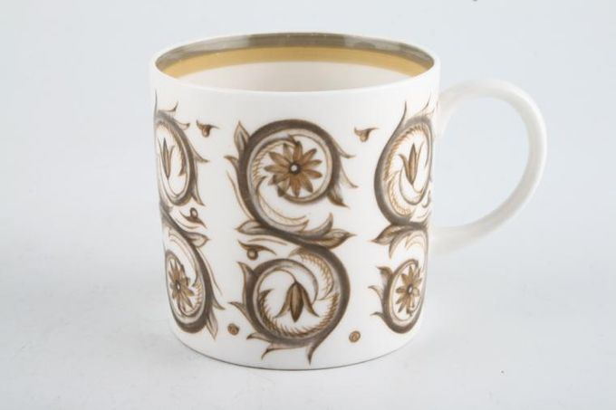 "Susie Cooper Venetia - Signed Coffee/Espresso Can 2 5/8 x 2 5/8"""