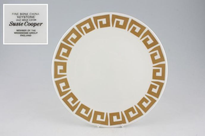Susie Cooper Keystone - Old Gold - Member of Wedgwood Group