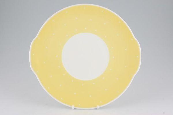 Susie Cooper Raised Spot - Lemon