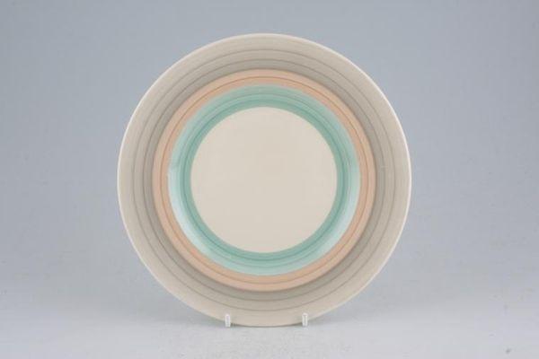 Susie Cooper Wedding Ring - 698 - Green + Peach