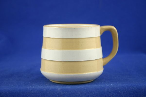 T G Green Cornishware - Cream and White