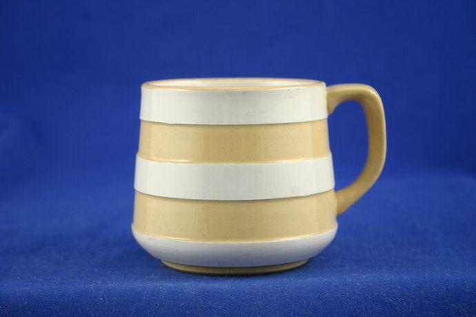 T G Green Cornishware - Cream and White