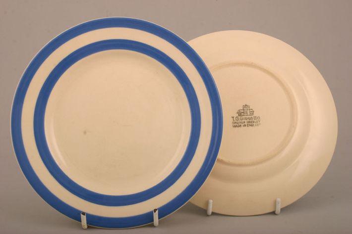 T G Green Cornishware - Blue and White - Backstamp 3 - 1980 - 1991