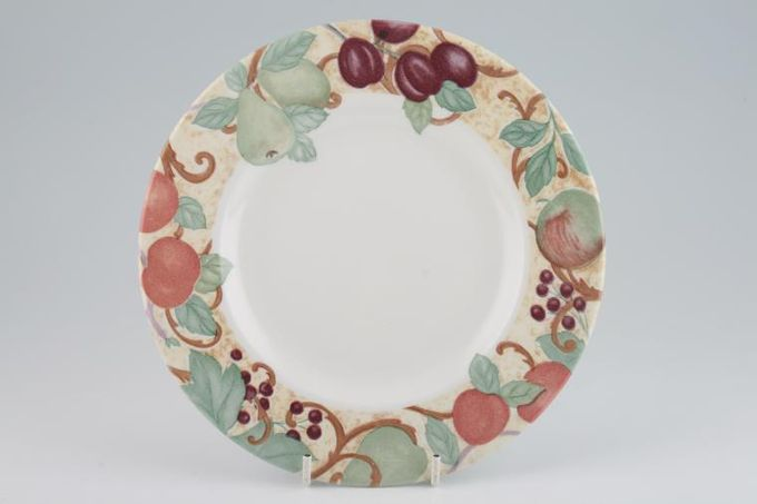 """Tesco Orchard Dinner Plate 10 3/4"""""""