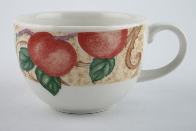 Tesco Orchard Teacup 3 1/2 x 2 3/8""