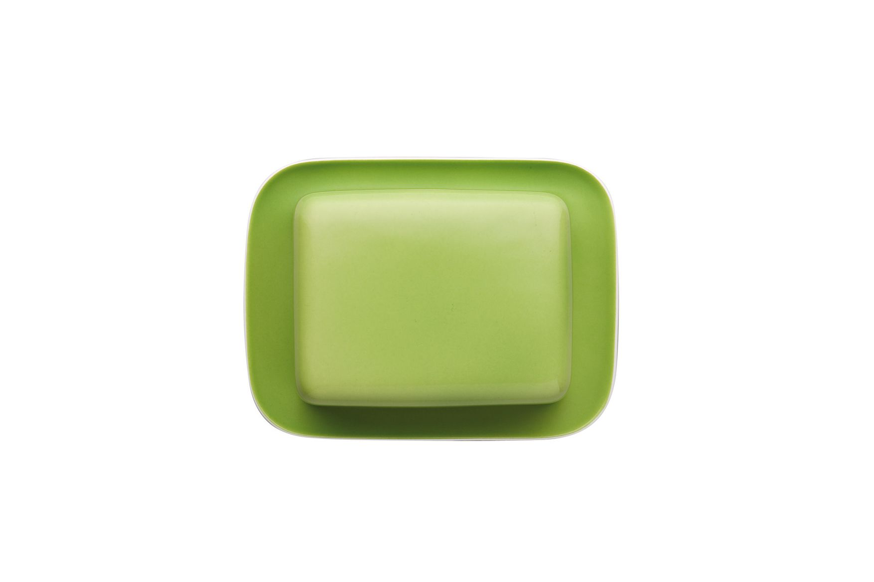 Thomas Sunny Day - Apple Green Butter Dish + Lid thumb 2
