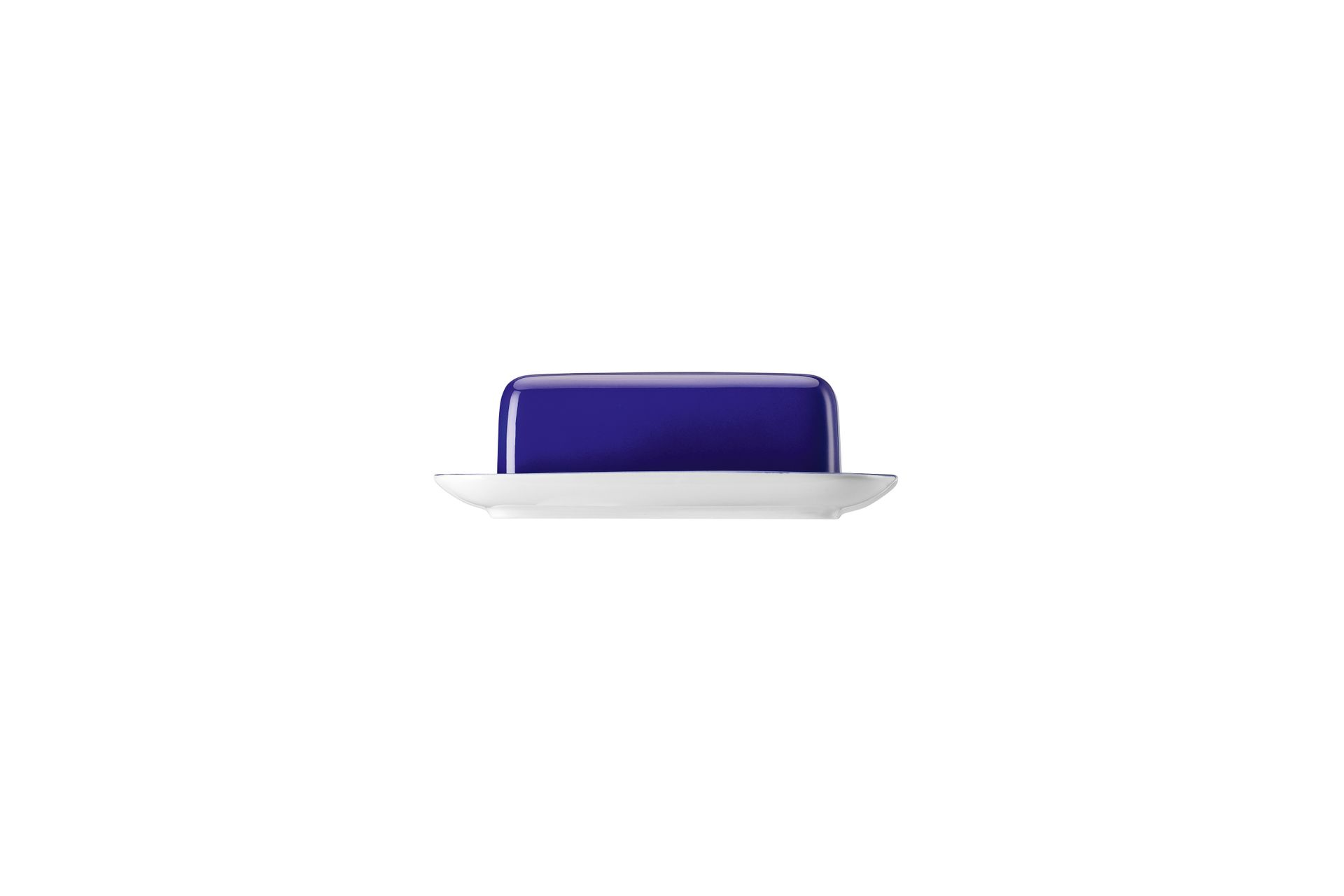 Thomas Sunny Day - Cobalt Blue Butter Dish + Lid thumb 1