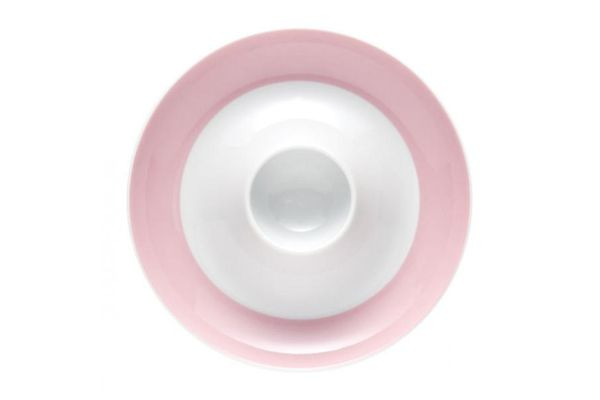 Thomas Sunny Day - Light Pink Egg Plate