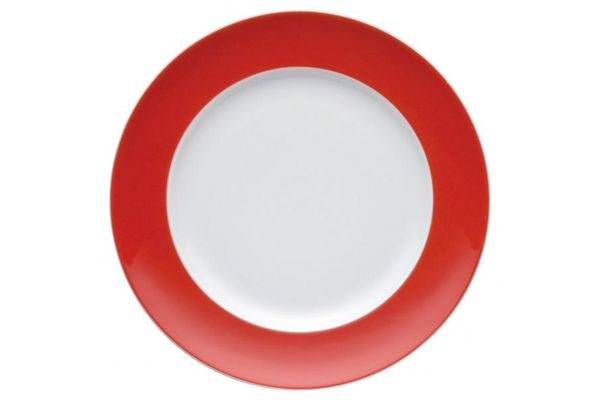 Thomas Sunny Day - New Red Side Plate 22cm