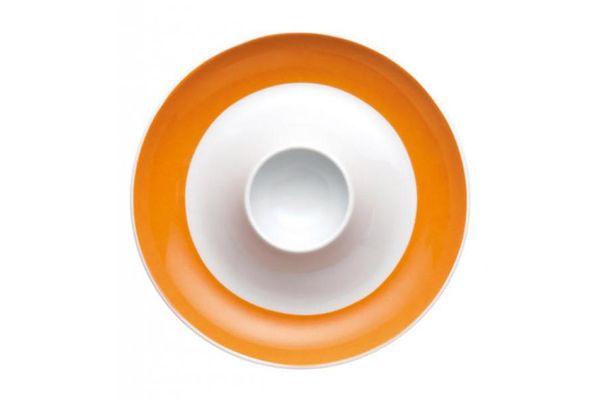 Thomas Sunny Day - Orange Egg Plate