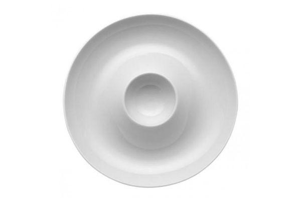 Thomas Sunny Day - White Egg Plate